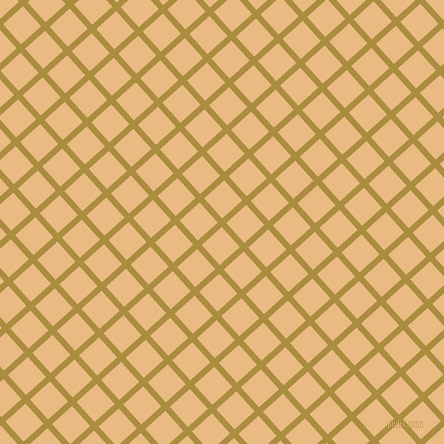42/132 degree angle diagonal checkered chequered lines, 6 pixel line width, 27 pixel square size, Luxor Gold and Corvette plaid checkered seamless tileable