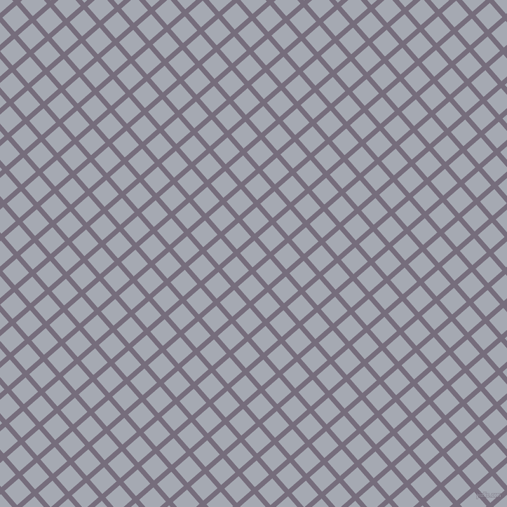 41/131 degree angle diagonal checkered chequered lines, 7 pixel line width, 27 pixel square size, Mamba and Mischka plaid checkered seamless tileable