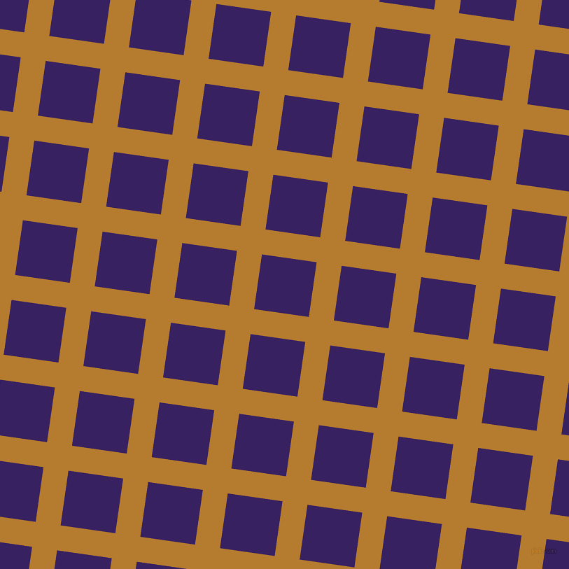 82/172 degree angle diagonal checkered chequered lines, 36 pixel line width, 79 pixel square size, Mandalay and Christalle plaid checkered seamless tileable