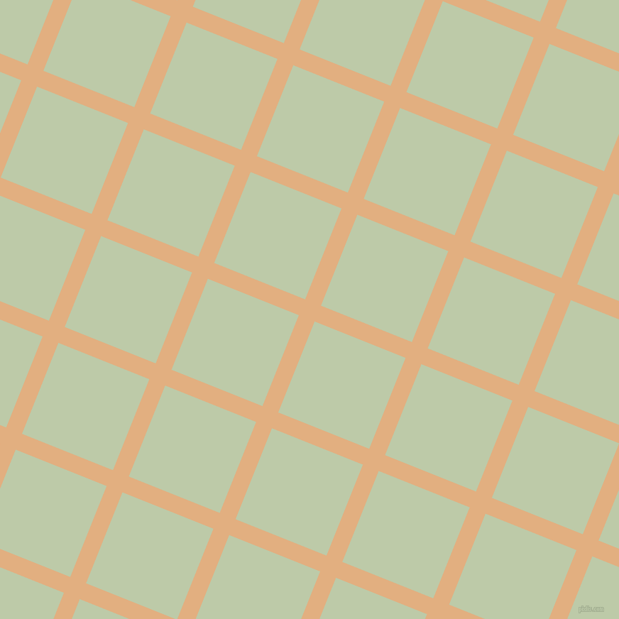 68/158 degree angle diagonal checkered chequered lines, 24 pixel lines width, 138 pixel square size, Manhattan and Pale Leaf plaid checkered seamless tileable