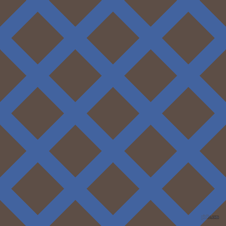 45/135 degree angle diagonal checkered chequered lines, 32 pixel lines width, 75 pixel square size, Mariner and Saddle plaid checkered seamless tileable