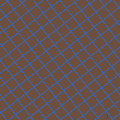 38/128 degree angle diagonal checkered chequered lines, 4 pixel lines width, 33 pixel square size, Mariner and Spice plaid checkered seamless tileable
