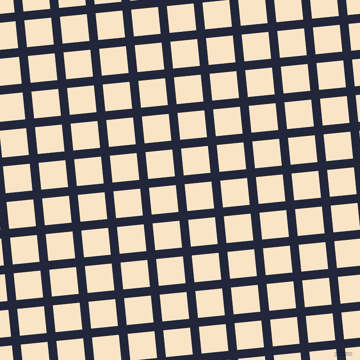 6/96 degree angle diagonal checkered chequered lines, 18 pixel lines width, 55 pixel square size, Midnight Express and Egg Sour plaid checkered seamless tileable