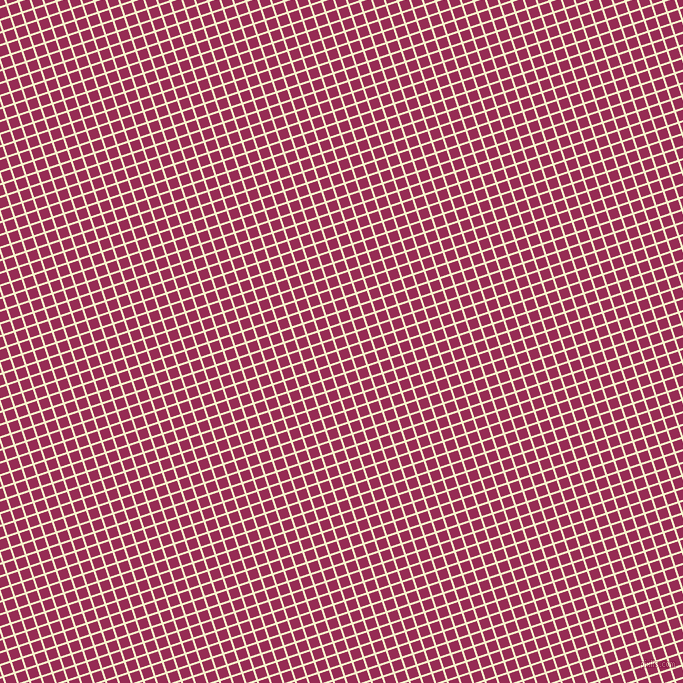 18/108 degree angle diagonal checkered chequered lines, 2 pixel line width, 10 pixel square size, Mimosa and Lipstick plaid checkered seamless tileable