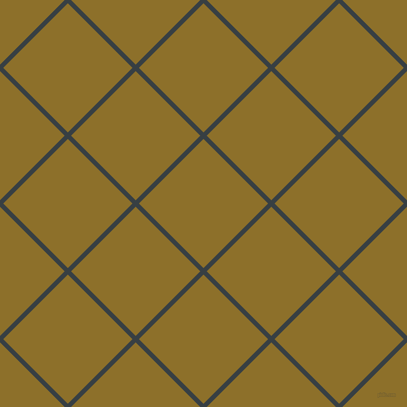 45/135 degree angle diagonal checkered chequered lines, 9 pixel line width, 180 pixel square size, Mirage and Corn Harvest plaid checkered seamless tileable