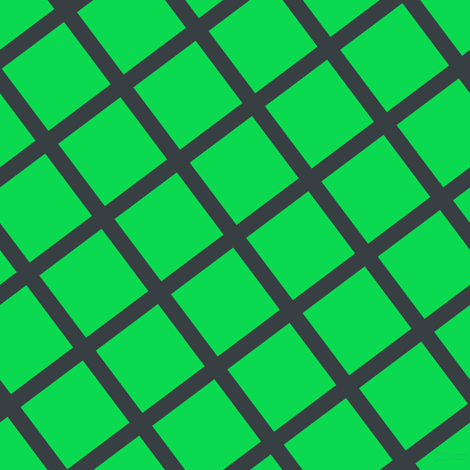 37/127 degree angle diagonal checkered chequered lines, 18 pixel lines width, 87 pixel square size, Mirage and Malachite plaid checkered seamless tileable
