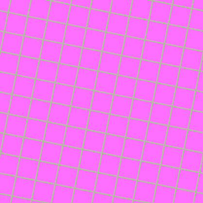 79/169 degree angle diagonal checkered chequered lines, 3 pixel lines width, 38 pixel square size, Mist Grey and Ultra Pink plaid checkered seamless tileable
