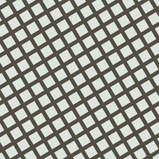 31/121 degree angle diagonal checkered chequered lines, 13 pixel lines width, 32 pixel square size, Mondo and Swans Down plaid checkered seamless tileable
