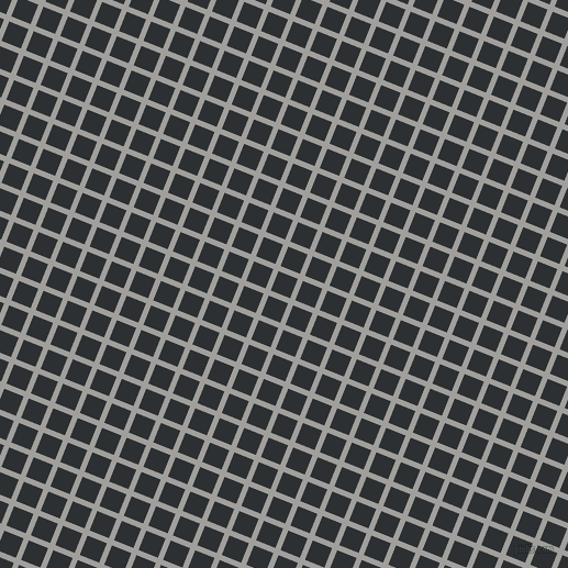 68/158 degree angle diagonal checkered chequered lines, 5 pixel line width, 19 pixel square size, Mountain Mist and Cod Grey plaid checkered seamless tileable