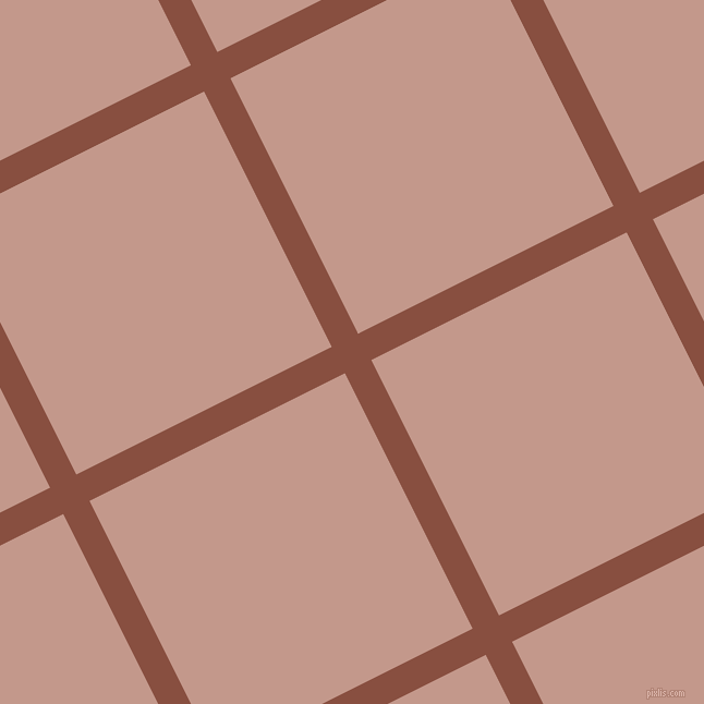 27/117 degree angle diagonal checkered chequered lines, 27 pixel line width, 262 pixel square size, Mule Fawn and Quicksand plaid checkered seamless tileable