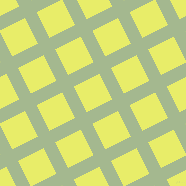 27/117 degree angle diagonal checkered chequered lines, 53 pixel lines width, 118 pixel square size, Norway and Honeysuckle plaid checkered seamless tileable