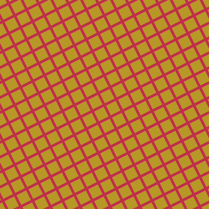 27/117 degree angle diagonal checkered chequered lines, 9 pixel line width, 37 pixel square size, Old Rose and Sahara plaid checkered seamless tileable