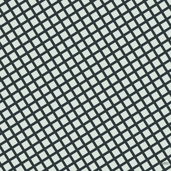 32/122 degree angle diagonal checkered chequered lines, 8 pixel lines width, 21 pixel square size, Outer Space and Aqua Squeeze plaid checkered seamless tileable
