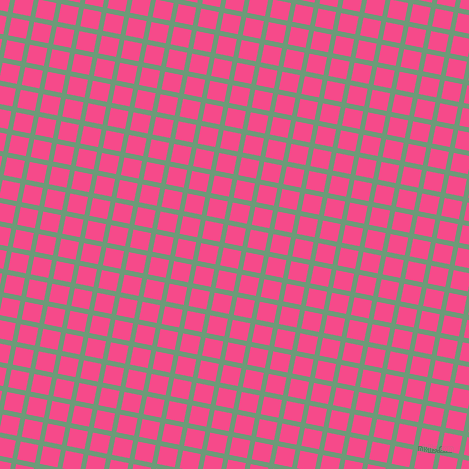79/169 degree angle diagonal checkered chequered lines, 5 pixel line width, 18 pixel square sizeOxley and French Rose plaid checkered seamless tileable