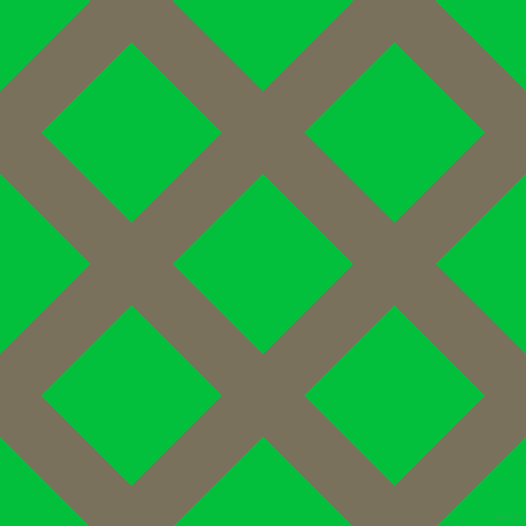 45/135 degree angle diagonal checkered chequered lines, 82 pixel lines width, 180 pixel square size, Pablo and Dark Pastel Green plaid checkered seamless tileable
