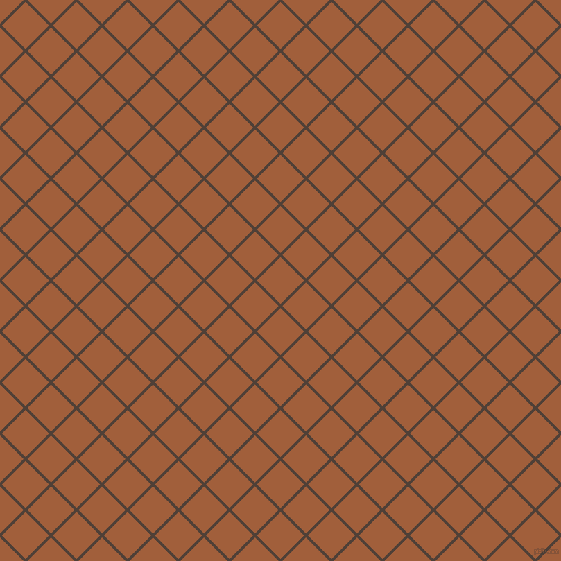 45/135 degree angle diagonal checkered chequered lines, 4 pixel line width, 48 pixel square size, Paco and Desert plaid checkered seamless tileable