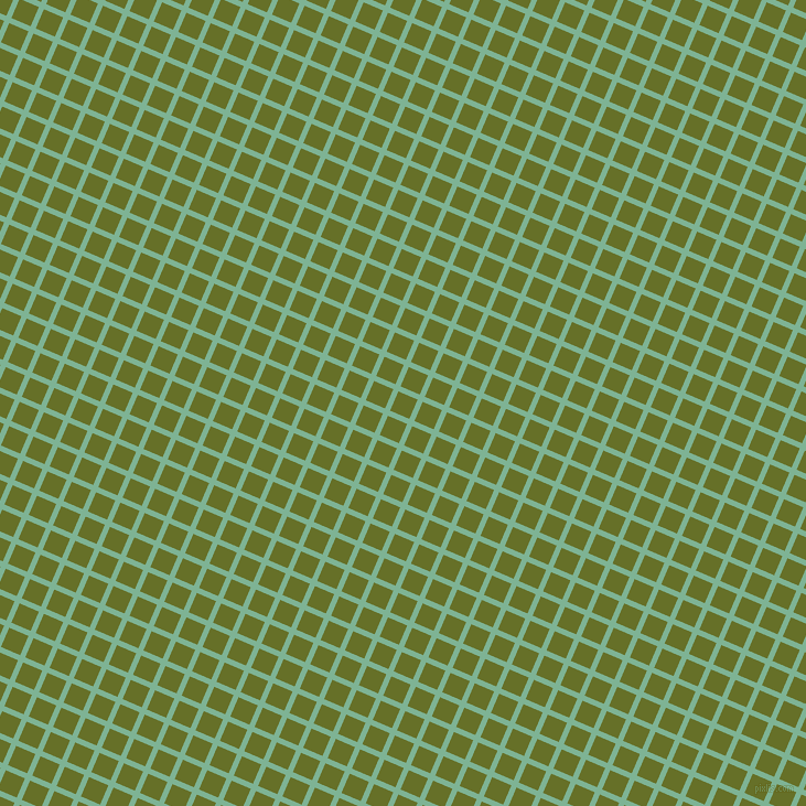 67/157 degree angle diagonal checkered chequered lines, 5 pixel line width, 19 pixel square size, Padua and Rain Forest plaid checkered seamless tileable