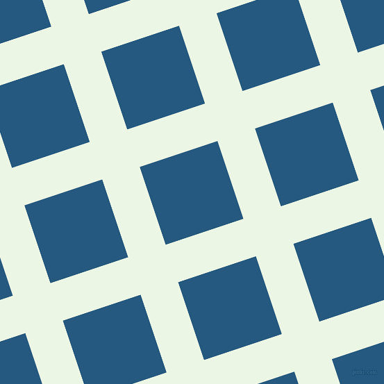 18/108 degree angle diagonal checkered chequered lines, 57 pixel lines width, 118 pixel square size, Panache and Bahama Blue plaid checkered seamless tileable