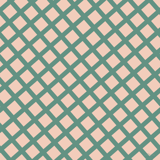 41/131 degree angle diagonal checkered chequered lines, 15 pixel lines width, 35 pixel square size, Patina and Watusi plaid checkered seamless tileable