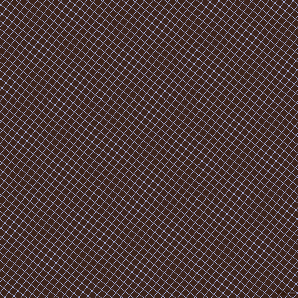 52/142 degree angle diagonal checkered chequered lines, 1 pixel lines width, 12 pixel square size, Perano and Brown Pod plaid checkered seamless tileable