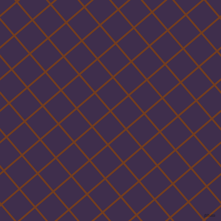 41/131 degree angle diagonal checkered chequered lines, 6 pixel lines width, 72 pixel square size, Peru Tan and Jagger plaid checkered seamless tileable