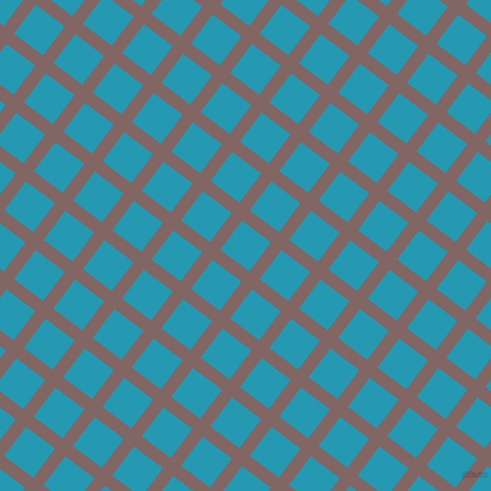 53/143 degree angle diagonal checkered chequered lines, 18 pixel lines width, 51 pixel square size, Pharlap and Pelorous plaid checkered seamless tileable