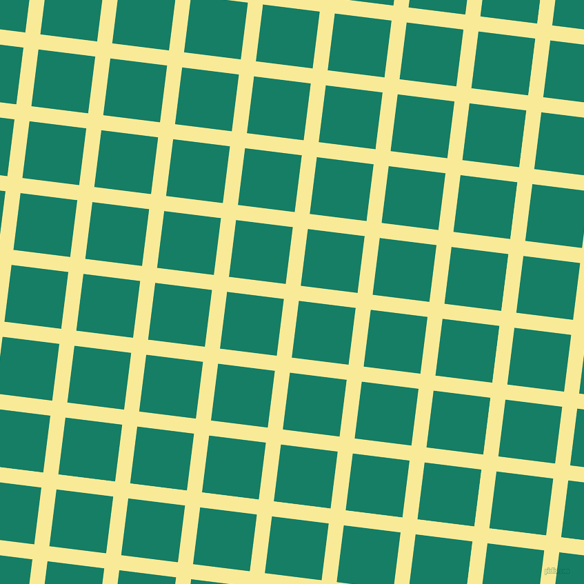 83/173 degree angle diagonal checkered chequered lines, 22 pixel line width, 83 pixel square size, Picasso and Deep Sea plaid checkered seamless tileable