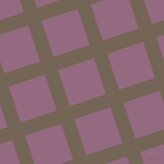18/108 degree angle diagonal checkered chequered lines, 46 pixel line width, 125 pixel square size, Pine Cone and Strikemaster plaid checkered seamless tileable