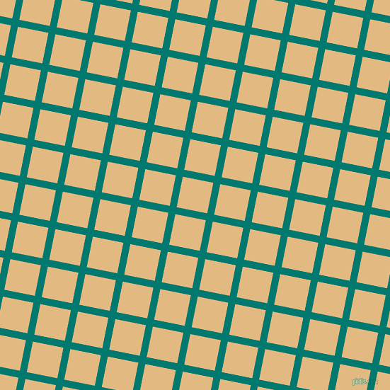 79/169 degree angle diagonal checkered chequered lines, 10 pixel line width, 44 pixel square size, Pine Green and Maize plaid checkered seamless tileable