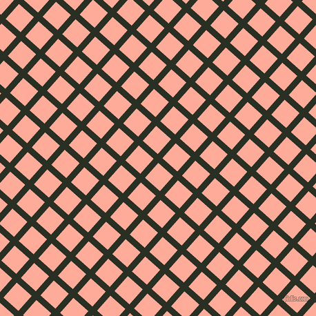 48/138 degree angle diagonal checkered chequered lines, 9 pixel lines width, 29 pixel square size, Pine Tree and Rose Bud plaid checkered seamless tileable