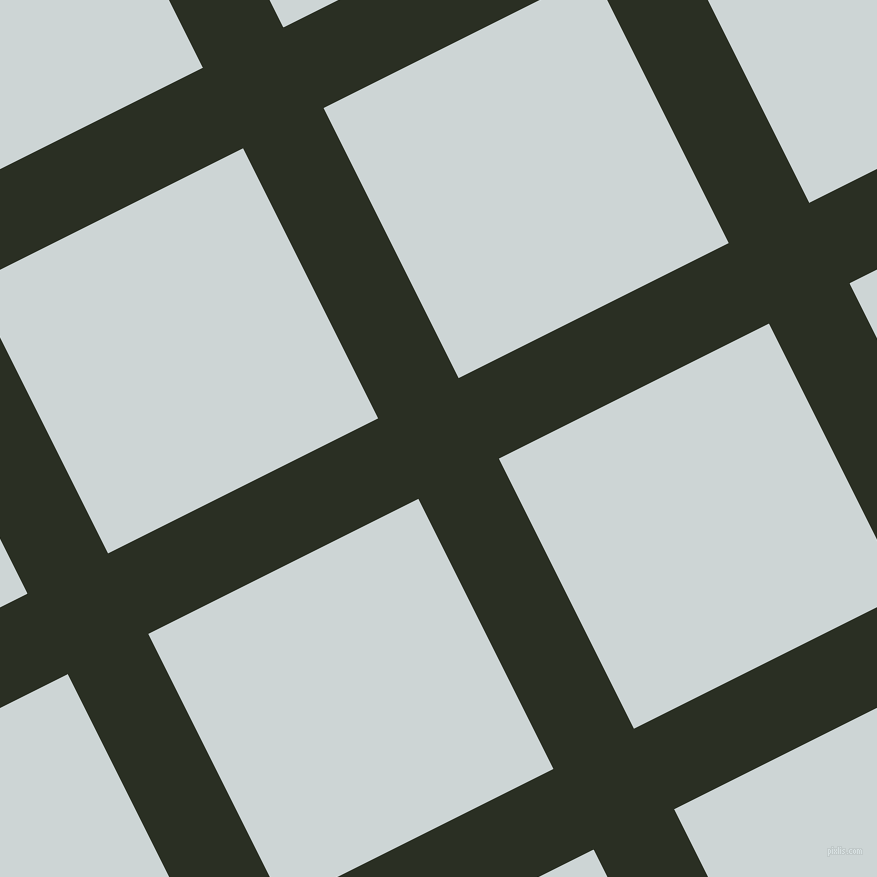 27/117 degree angle diagonal checkered chequered lines, 90 pixel line width, 302 pixel square size, Pine Tree and Zumthor plaid checkered seamless tileable