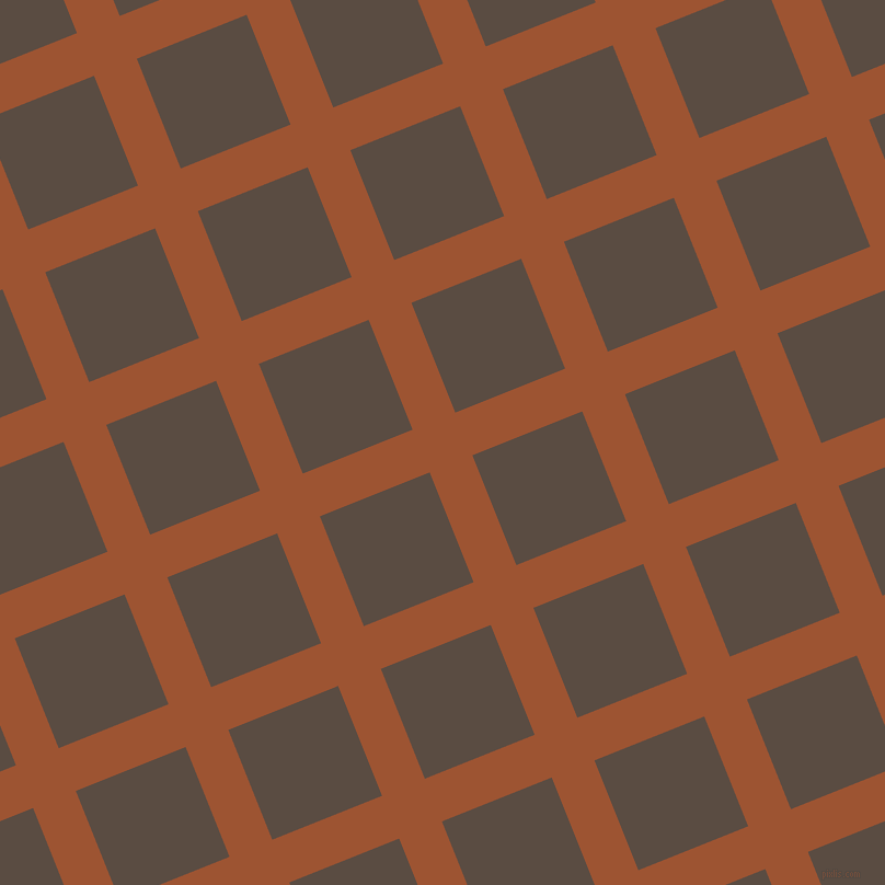 22/112 degree angle diagonal checkered chequered lines, 42 pixel line width, 108 pixel square size, Piper and Cork plaid checkered seamless tileable