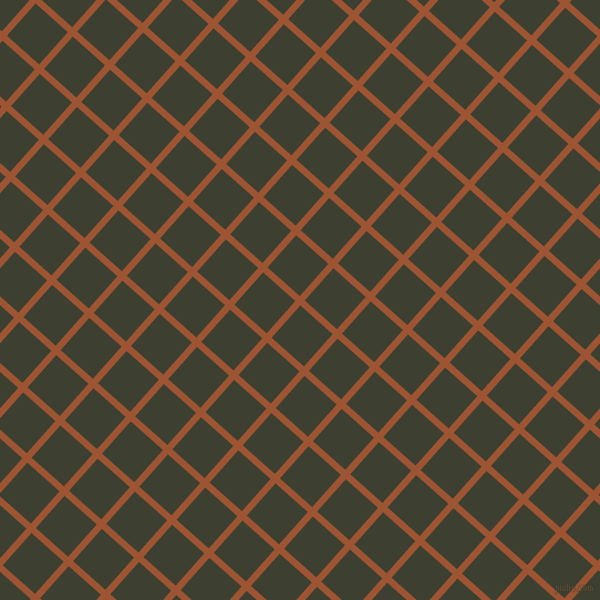 48/138 degree angle diagonal checkered chequered lines, 6 pixel lines width, 39 pixel square size, Piper and Scrub plaid checkered seamless tileable