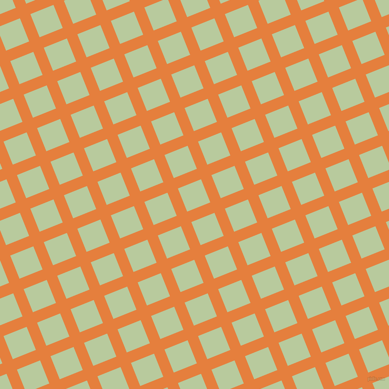 22/112 degree angle diagonal checkered chequered lines, 23 pixel line width, 51 pixel square size, Pizazz and Sprout plaid checkered seamless tileable