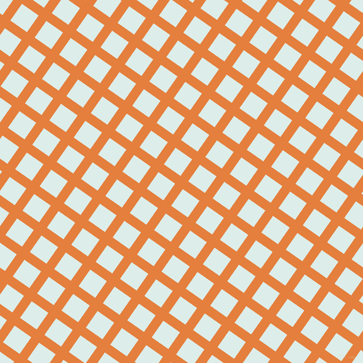 55/145 degree angle diagonal checkered chequered lines, 19 pixel lines width, 41 pixel square size, Pizazz and Tranquil plaid checkered seamless tileable