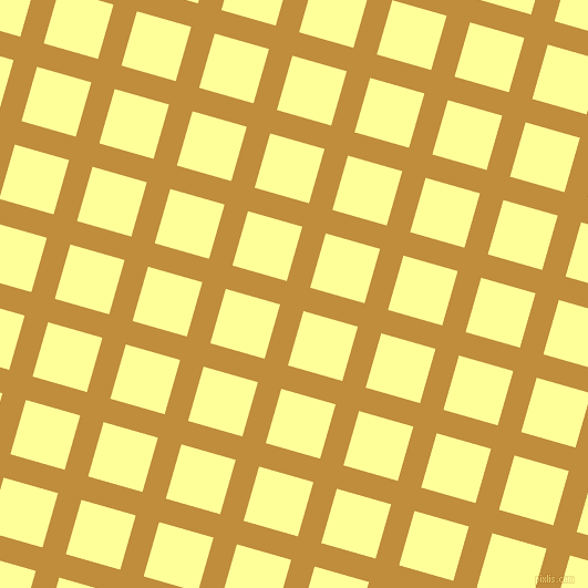 74/164 degree angle diagonal checkered chequered lines, 22 pixel line width, 51 pixel square size, Pizza and Canary plaid checkered seamless tileable