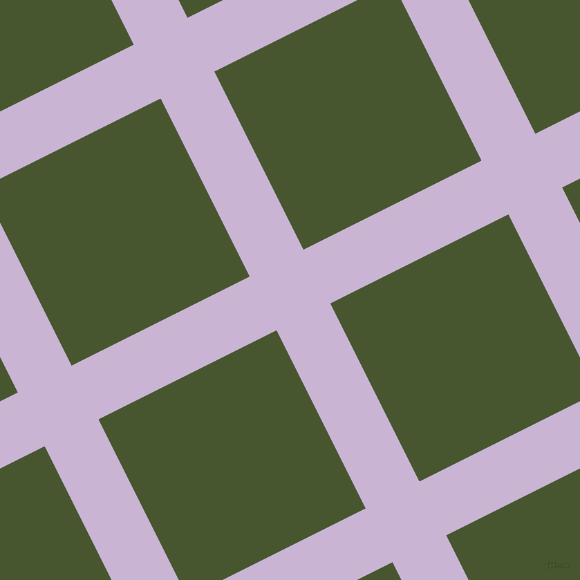 27/117 degree angle diagonal checkered chequered lines, 87 pixel lines width, 288 pixel square size, Prelude and Clover plaid checkered seamless tileable