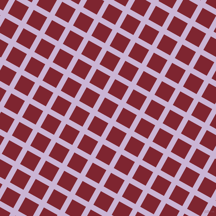 61/151 degree angle diagonal checkered chequered lines, 19 pixel line width, 54 pixel square size, Prelude and Scarlett plaid checkered seamless tileable