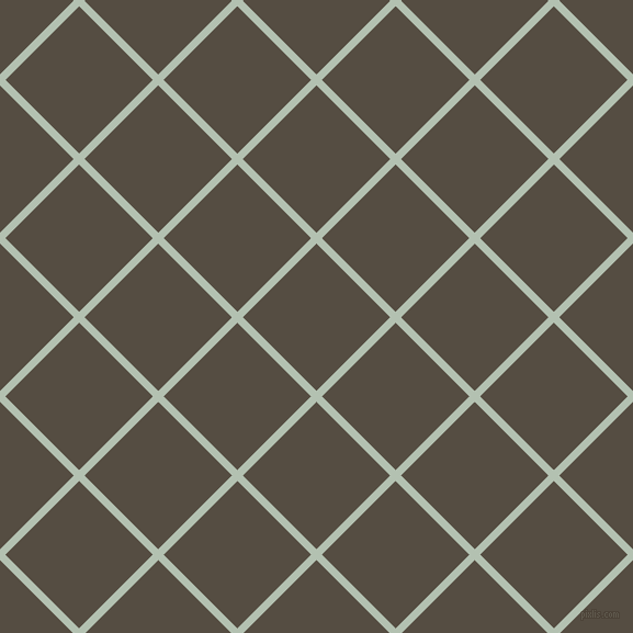 45/135 degree angle diagonal checkered chequered lines, 7 pixel lines width, 95 pixel square size, Rainee and Mondo plaid checkered seamless tileable