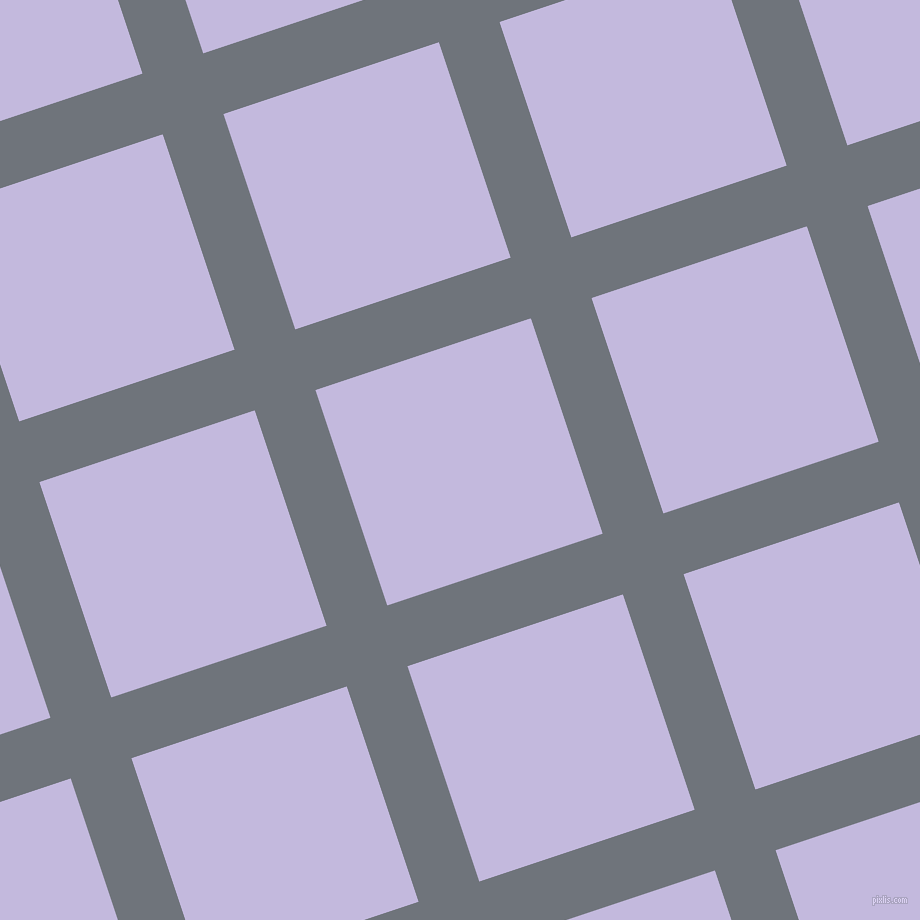 18/108 degree angle diagonal checkered chequered lines, 64 pixel lines width, 227 pixel square size, Raven and Melrose plaid checkered seamless tileable
