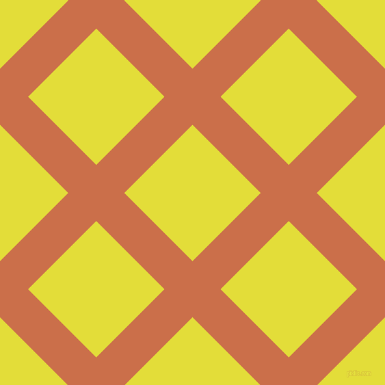 45/135 degree angle diagonal checkered chequered lines, 58 pixel line width, 141 pixel square size, Red Damask and Starship plaid checkered seamless tileable