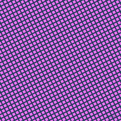 27/117 degree angle diagonal checkered chequered lines, 4 pixel lines width, 9 pixel square size, Regal Blue and Ultra Pink plaid checkered seamless tileable
