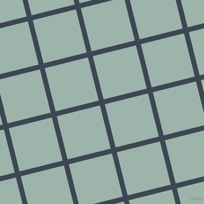 14/104 degree angle diagonal checkered chequered lines, 16 pixel lines width, 142 pixel square size, Rhino and Skeptic plaid checkered seamless tileable