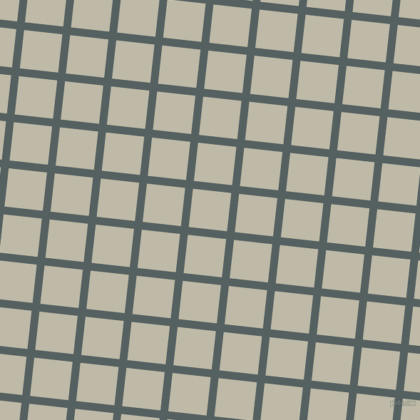 84/174 degree angle diagonal checkered chequered lines, 11 pixel lines width, 54 pixel square size, River Bed and Ash plaid checkered seamless tileable