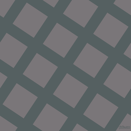 56/146 degree angle diagonal checkered chequered lines, 35 pixel lines width, 82 pixel square size, River Bed and Monsoon plaid checkered seamless tileable