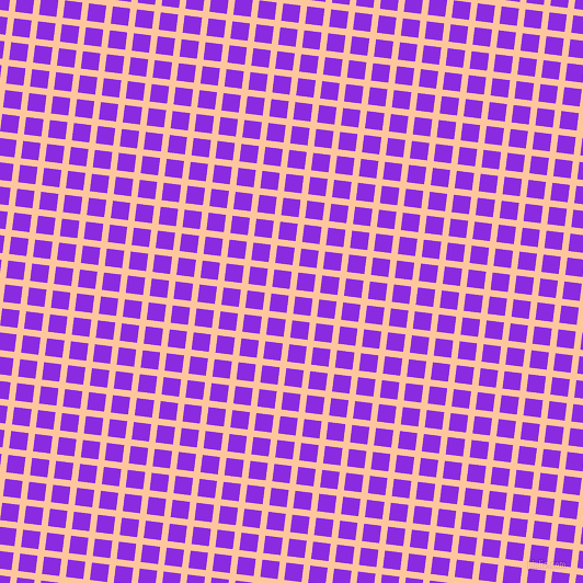 83/173 degree angle diagonal checkered chequered lines, 6 pixel line width, 16 pixel square size, Romantic and Blue Violet plaid checkered seamless tileable