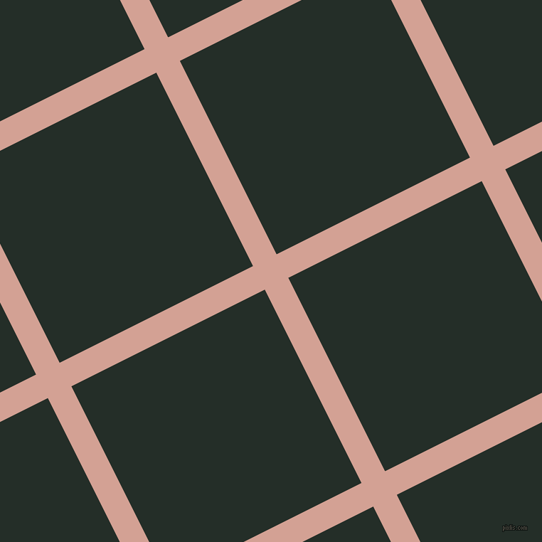 27/117 degree angle diagonal checkered chequered lines, 37 pixel line width, 304 pixel square sizeRose and Midnight Moss plaid checkered seamless tileable