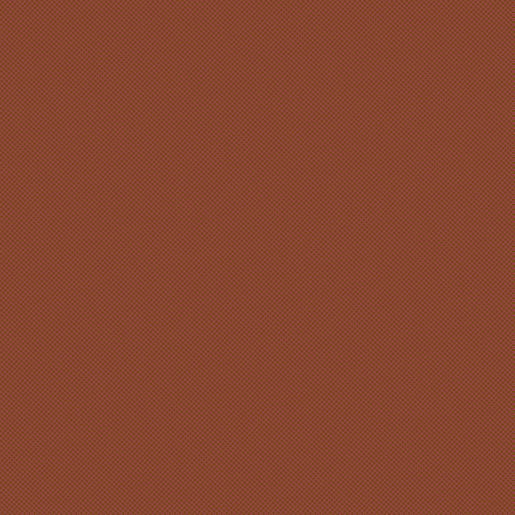 48/138 degree angle diagonal checkered chequered lines, 1 pixel line width, 4 pixel square size, Rouge and Raw Umber plaid checkered seamless tileable
