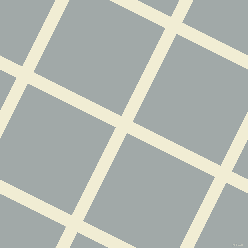 63/153 degree angle diagonal checkered chequered lines, 43 pixel line width, 335 pixel square size, Rum Swizzle and Hit Grey plaid checkered seamless tileable