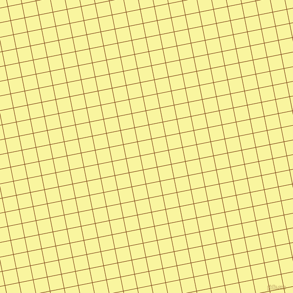 11/101 degree angle diagonal checkered chequered lines, 1 pixel lines width, 27 pixel square size, Russet and Pale Prim plaid checkered seamless tileable